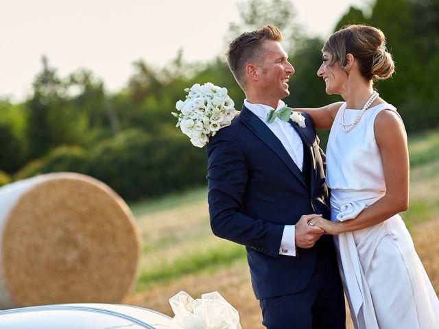 Il matrimonio di Enrico e Simona a Dozza, Bologna 50