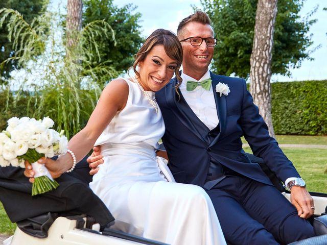 Il matrimonio di Enrico e Simona a Dozza, Bologna 56