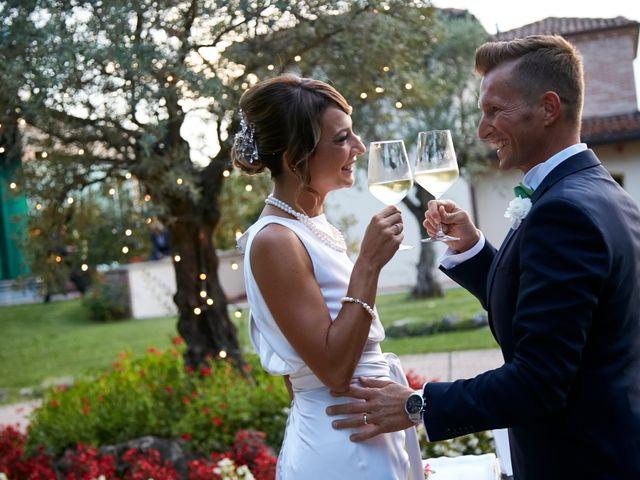 Il matrimonio di Enrico e Simona a Dozza, Bologna 57