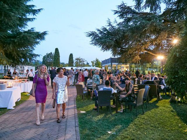 Il matrimonio di Enrico e Simona a Dozza, Bologna 60