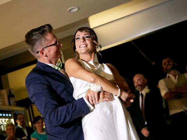 Il matrimonio di Enrico e Simona a Dozza, Bologna 63