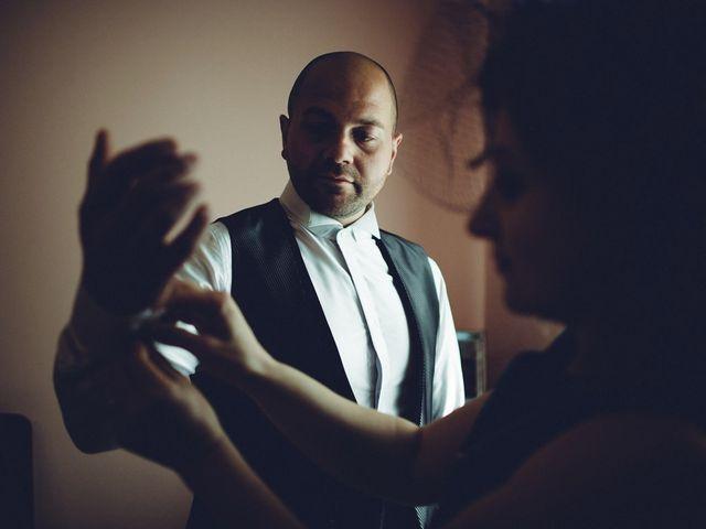 Il matrimonio di Mirko e Nausica a Posta Fibreno, Frosinone 4