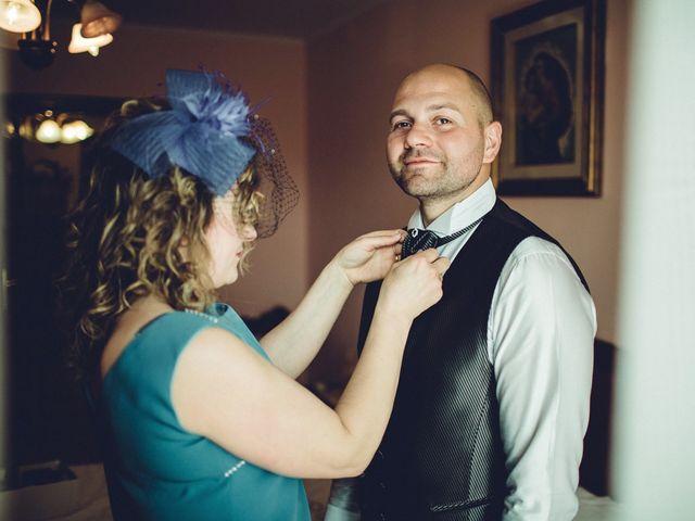 Il matrimonio di Mirko e Nausica a Posta Fibreno, Frosinone 8