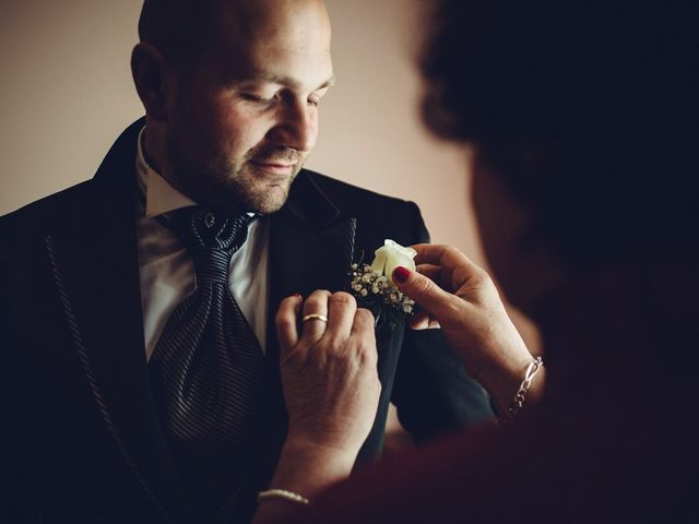 Il matrimonio di Mirko e Nausica a Posta Fibreno, Frosinone 11