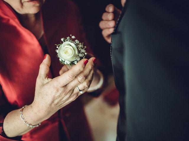 Il matrimonio di Mirko e Nausica a Posta Fibreno, Frosinone 12