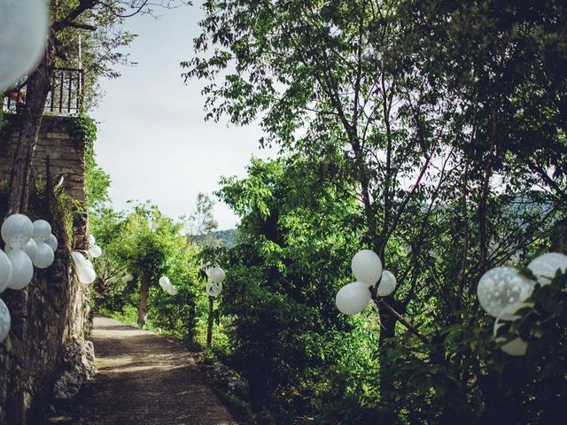 Il matrimonio di Mirko e Nausica a Posta Fibreno, Frosinone 14