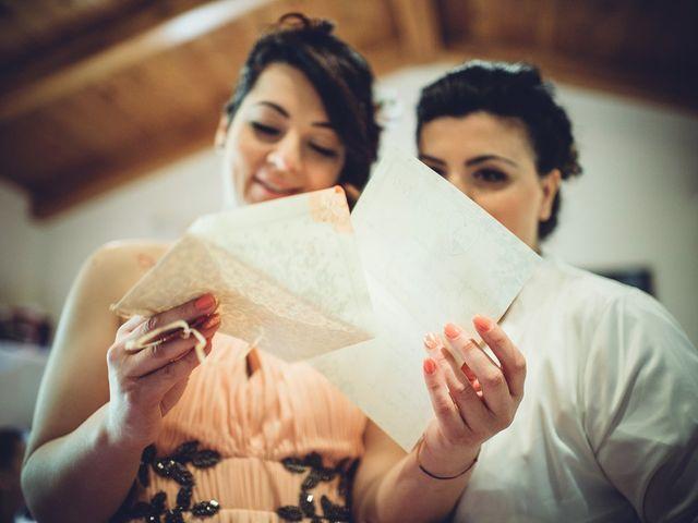 Il matrimonio di Mirko e Nausica a Posta Fibreno, Frosinone 22