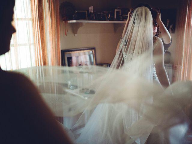 Il matrimonio di Mirko e Nausica a Posta Fibreno, Frosinone 25
