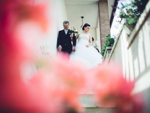 Il matrimonio di Mirko e Nausica a Posta Fibreno, Frosinone 28