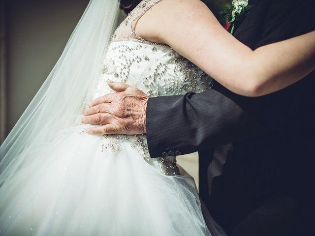 Il matrimonio di Mirko e Nausica a Posta Fibreno, Frosinone 29