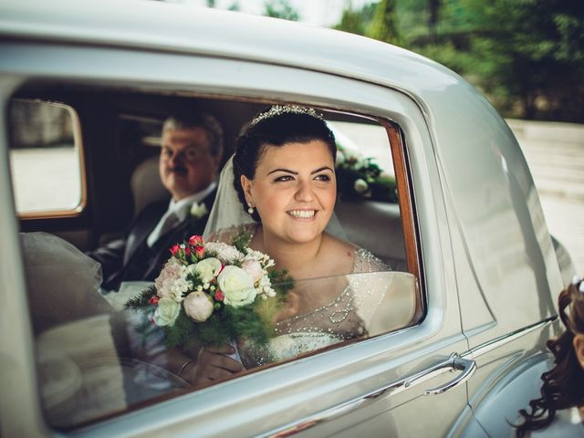 Il matrimonio di Mirko e Nausica a Posta Fibreno, Frosinone 32
