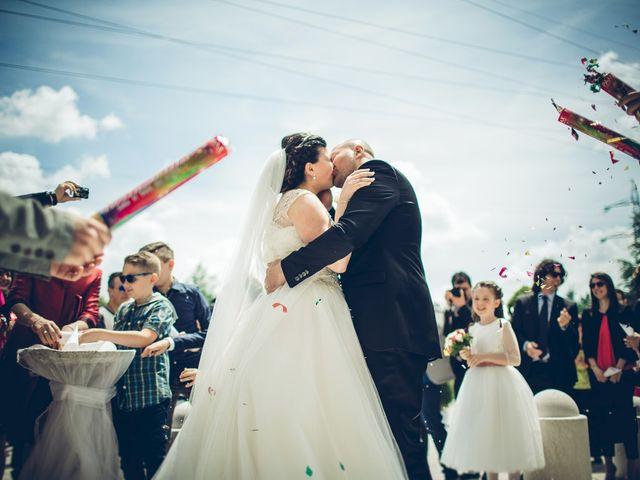 Il matrimonio di Mirko e Nausica a Posta Fibreno, Frosinone 35