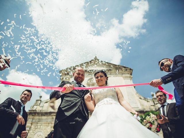 Il matrimonio di Mirko e Nausica a Posta Fibreno, Frosinone 36