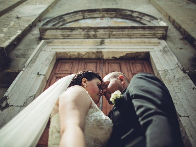 Il matrimonio di Mirko e Nausica a Posta Fibreno, Frosinone 37