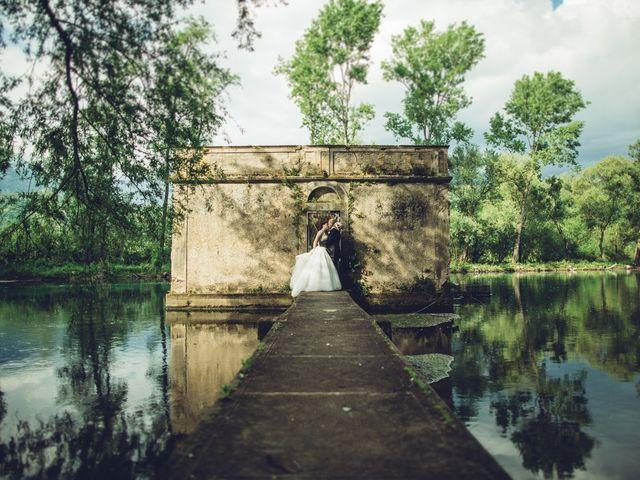 Il matrimonio di Mirko e Nausica a Posta Fibreno, Frosinone 40