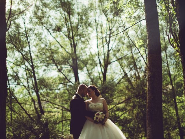 Il matrimonio di Mirko e Nausica a Posta Fibreno, Frosinone 42
