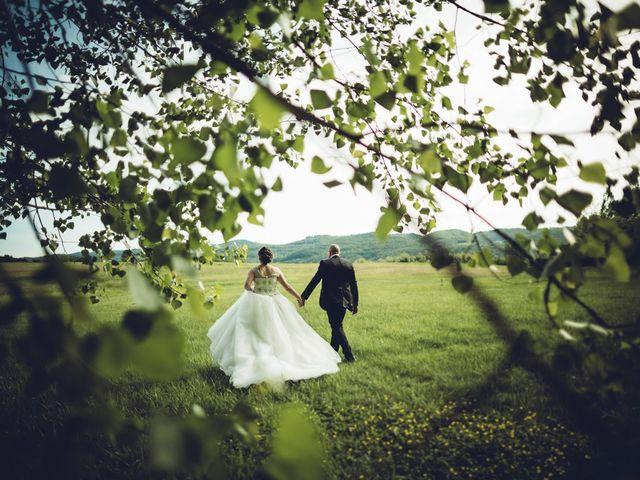 Il matrimonio di Mirko e Nausica a Posta Fibreno, Frosinone 45