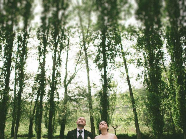 Il matrimonio di Mirko e Nausica a Posta Fibreno, Frosinone 47