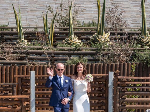 Il matrimonio di Davide e Martina a Follonica, Grosseto 47