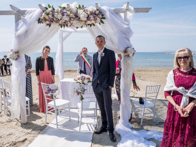 Il matrimonio di Davide e Martina a Follonica, Grosseto 48