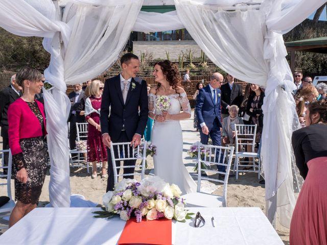 Il matrimonio di Davide e Martina a Follonica, Grosseto 52
