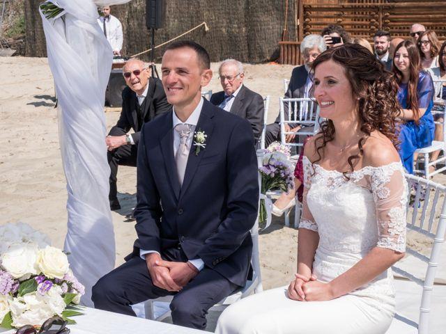 Il matrimonio di Davide e Martina a Follonica, Grosseto 53