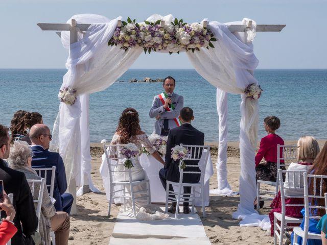Il matrimonio di Davide e Martina a Follonica, Grosseto 54