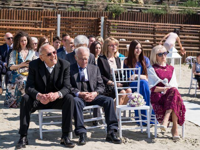 Il matrimonio di Davide e Martina a Follonica, Grosseto 55