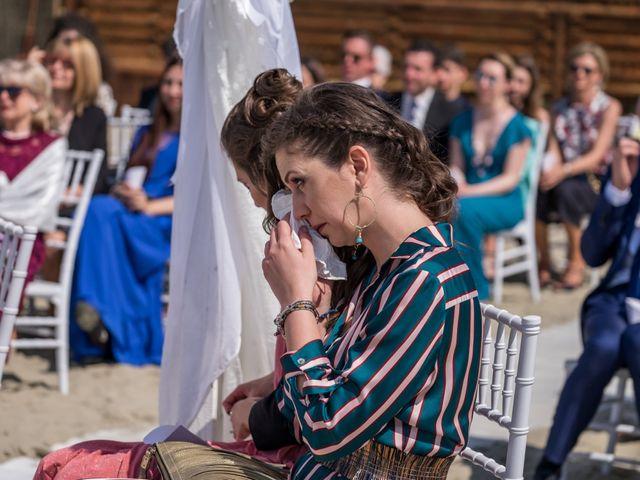 Il matrimonio di Davide e Martina a Follonica, Grosseto 57