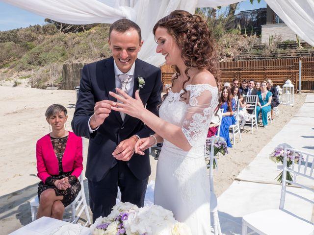 Il matrimonio di Davide e Martina a Follonica, Grosseto 63
