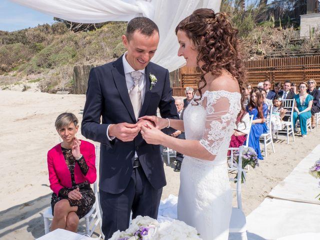 Il matrimonio di Davide e Martina a Follonica, Grosseto 64