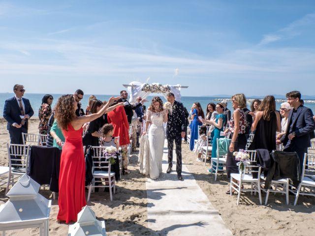 Il matrimonio di Davide e Martina a Follonica, Grosseto 75