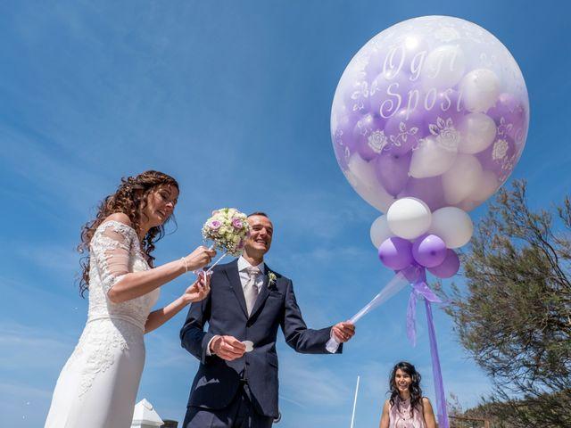 Il matrimonio di Davide e Martina a Follonica, Grosseto 76