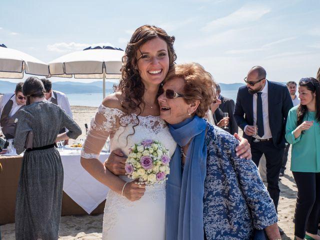 Il matrimonio di Davide e Martina a Follonica, Grosseto 82