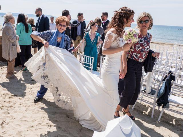 Il matrimonio di Davide e Martina a Follonica, Grosseto 84
