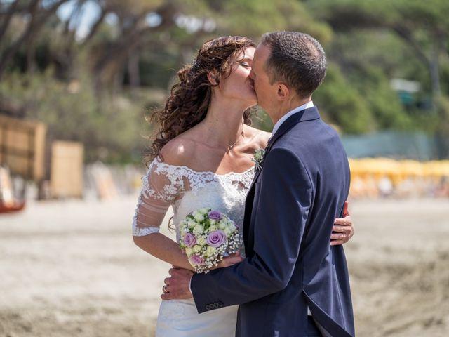 Il matrimonio di Davide e Martina a Follonica, Grosseto 93