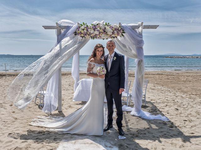Il matrimonio di Davide e Martina a Follonica, Grosseto 94