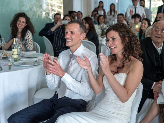 Il matrimonio di Davide e Martina a Follonica, Grosseto 107