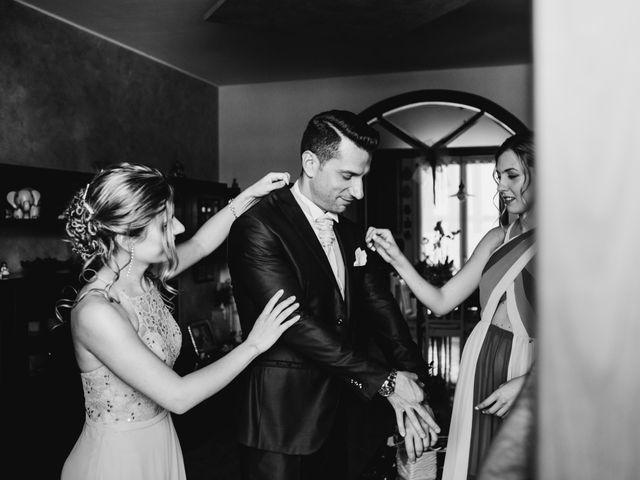 Il matrimonio di Davide e Grazia a Verona, Verona 19