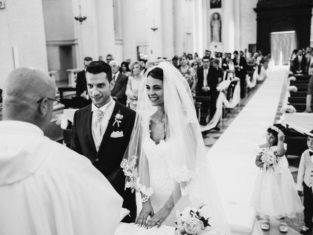 Il matrimonio di Davide e Grazia a Verona, Verona 24