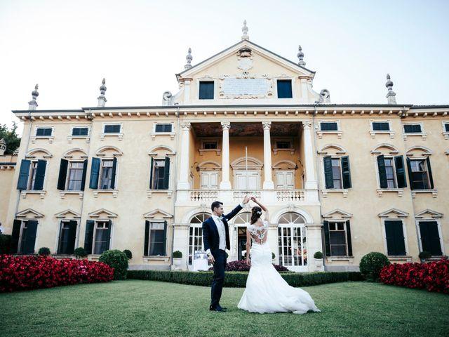 Il matrimonio di Davide e Grazia a Verona, Verona 44