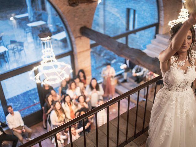 Il matrimonio di Andrea e Cristina a Castellucchio, Mantova 4