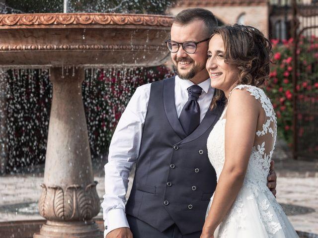 Il matrimonio di Andrea e Cristina a Castellucchio, Mantova 8