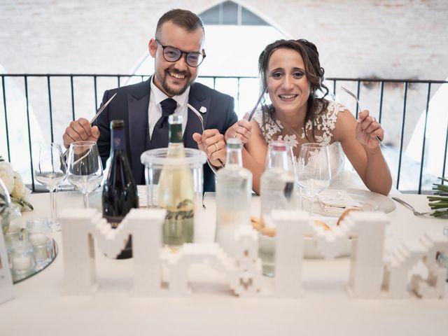 Il matrimonio di Andrea e Cristina a Castellucchio, Mantova 12