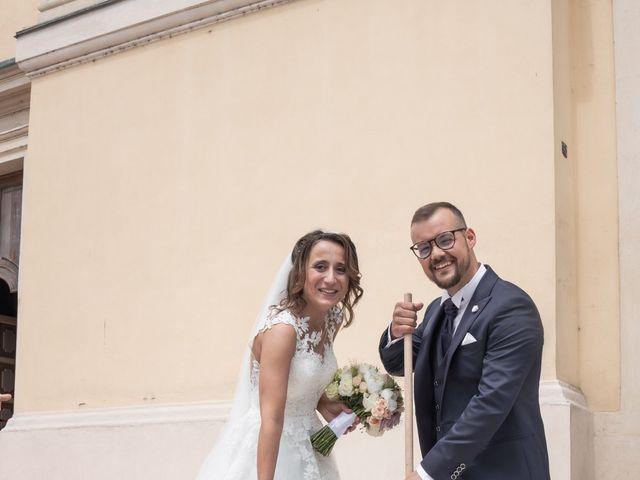 Il matrimonio di Andrea e Cristina a Castellucchio, Mantova 16