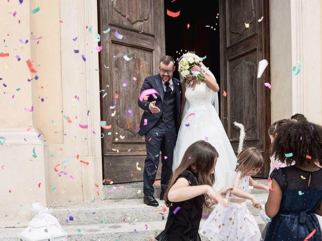 Il matrimonio di Andrea e Cristina a Castellucchio, Mantova 17