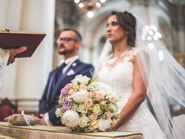 Il matrimonio di Andrea e Cristina a Castellucchio, Mantova 18