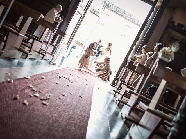 Il matrimonio di Andrea e Cristina a Castellucchio, Mantova 20