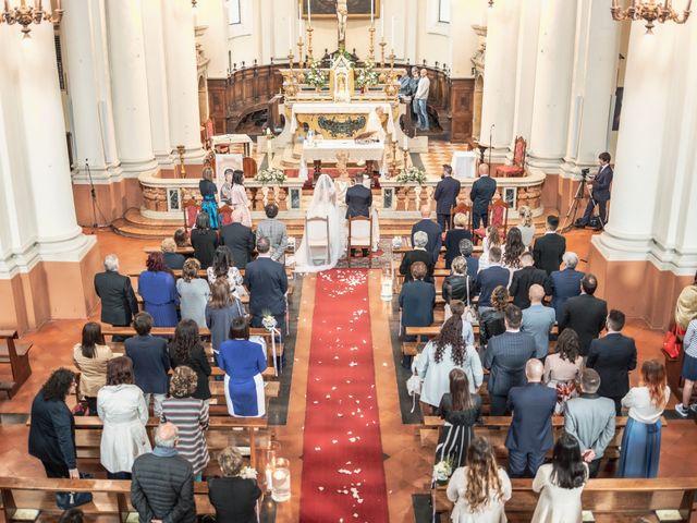 Il matrimonio di Andrea e Cristina a Castellucchio, Mantova 21