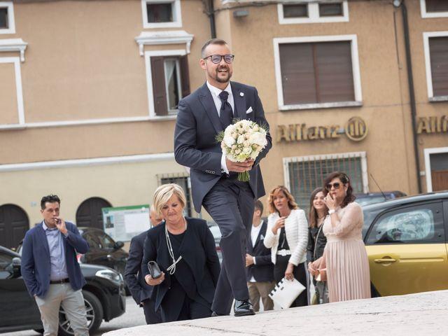 Il matrimonio di Andrea e Cristina a Castellucchio, Mantova 25